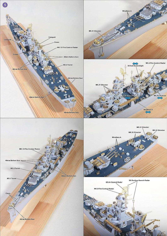 30 sets Veryfire PE 1//350 USS Square Life Raft USS12