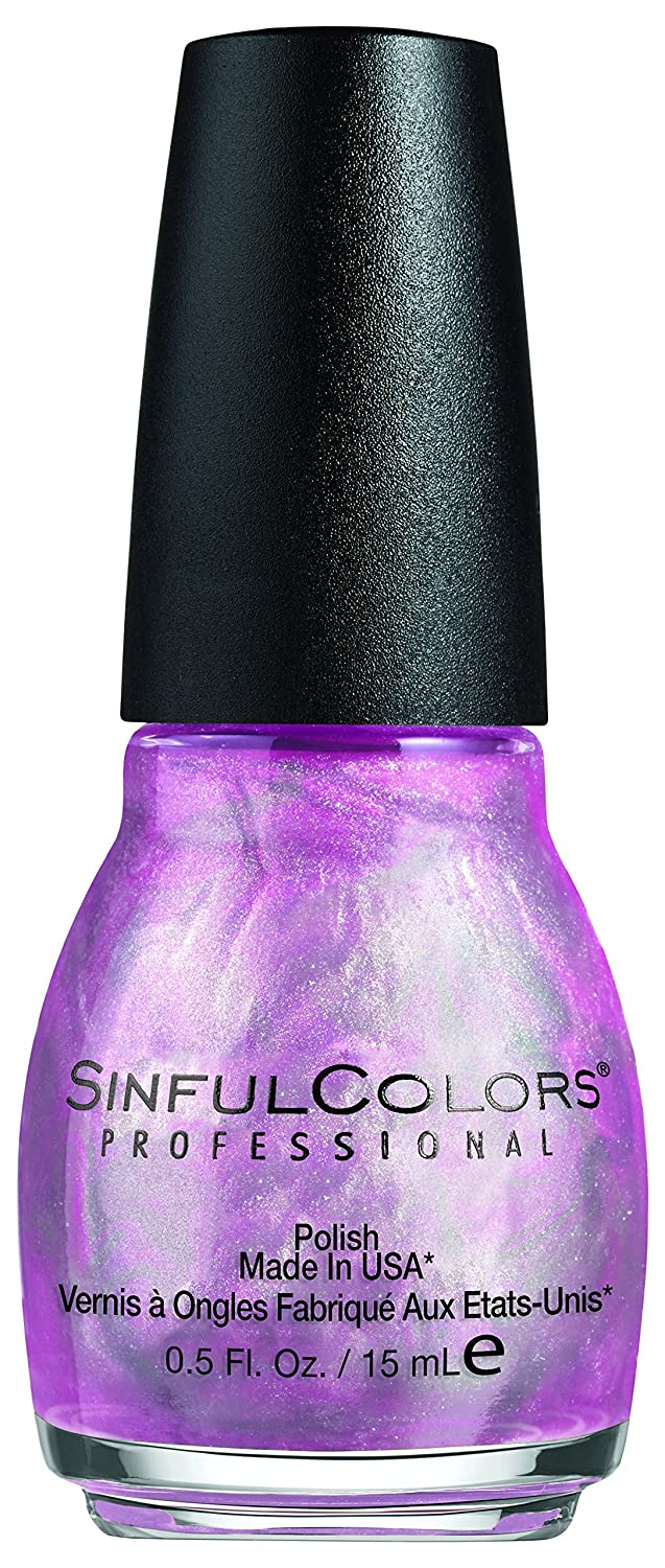Sinful Colors let me go Nail Polish, 15 Milliliters 6352-71