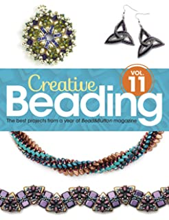 Creative beading vol 10 the best projects from a year of creative beading vol 11 the best projects from a year of beadbutton magazine fandeluxe Images