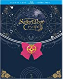 Sailor Moon Crystal (Season 3) Set 1 Standard Edition (BD/DVD combo pack) [Blu-ray]
