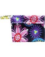 Mini Wet Bag Reusable for Mama Cloth Menstrual Pads / Breast Pads(1 PC, WSDD5)