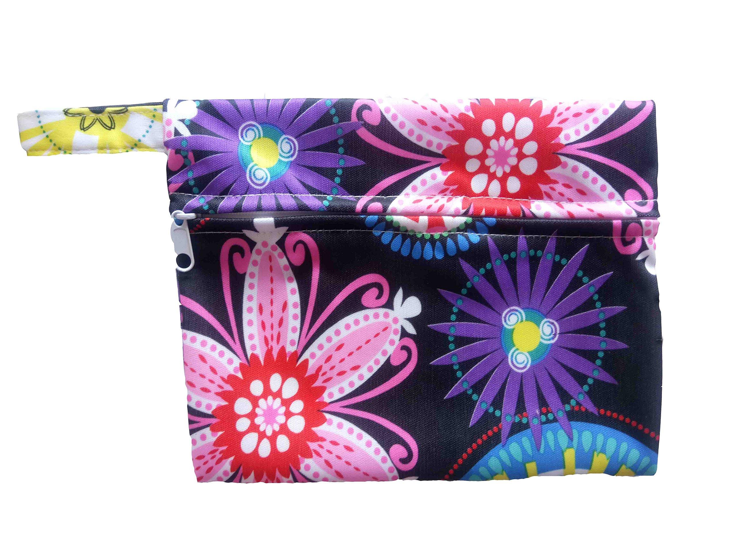 Mini Wet Bags for menstrual pads sanitary napkin Mama Pads (2 PCS, WSDD5)