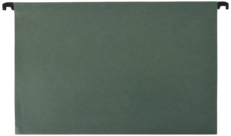 Carpetas colgantes tamaño folio (10 unidades): Amazon.es: Oficina y papelería
