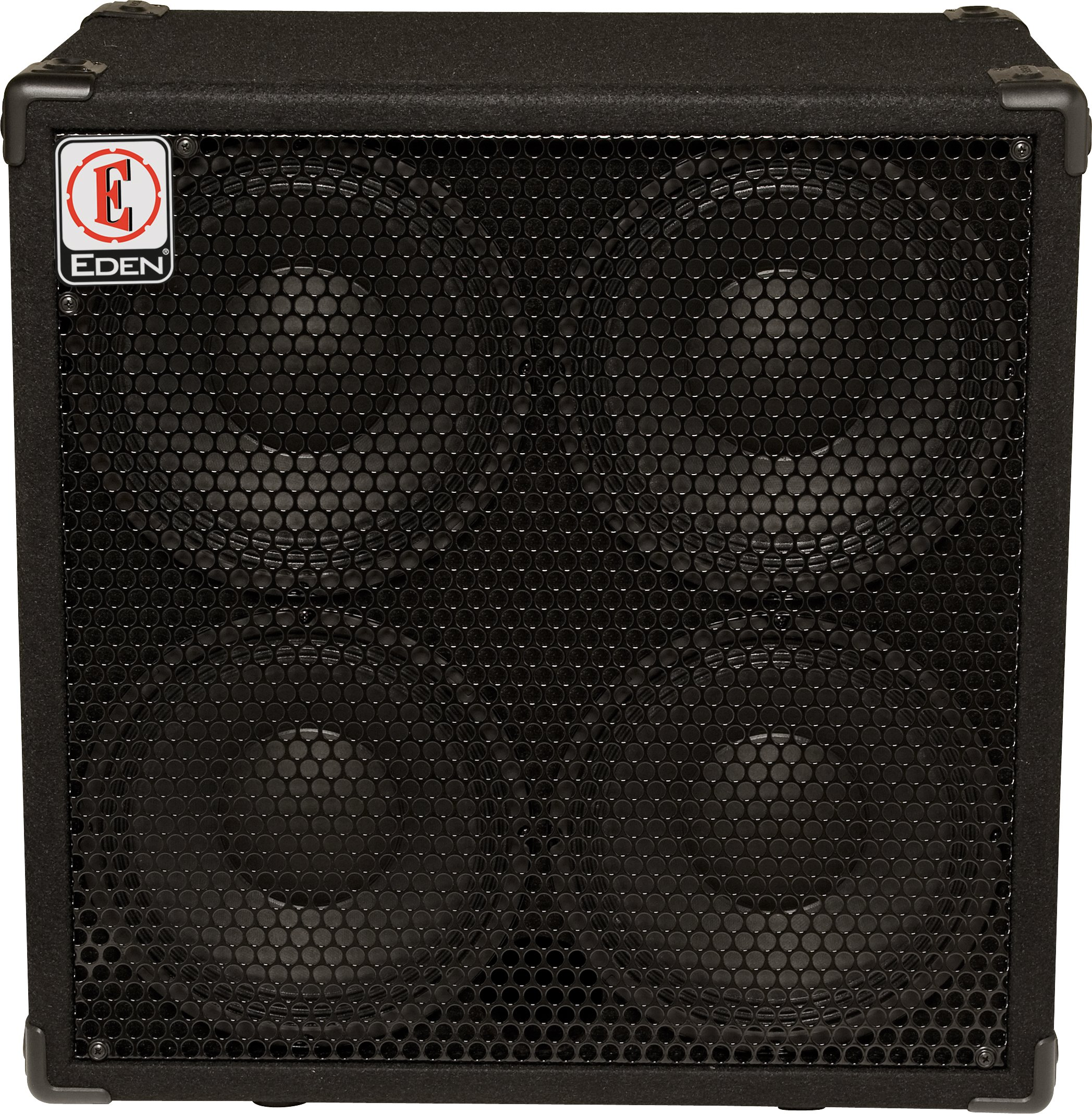 Eden EX410SC4 EX Series Cabinet with 400-Watts 4-Ohms Extended Range Speakers