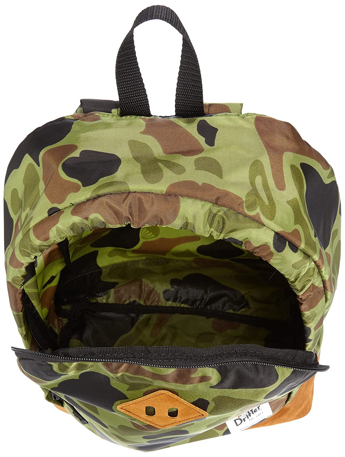 Drifter Sac à dos casual, MulticoloreDUCK HUNTER, BACK COUNTRY PACK