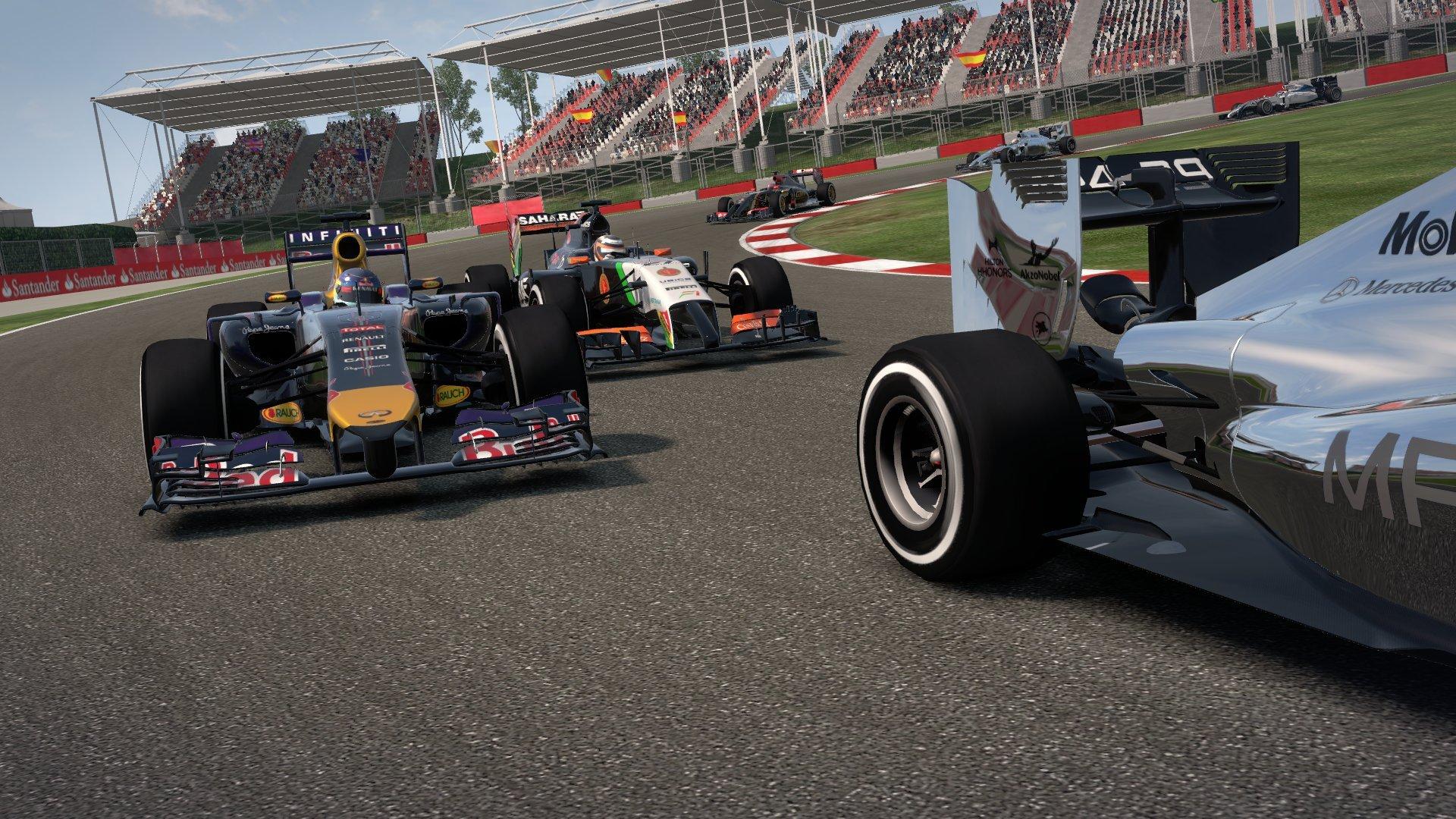 F1 2014 (Formula 1) - PlayStation 3 by Bandai (Image #10)