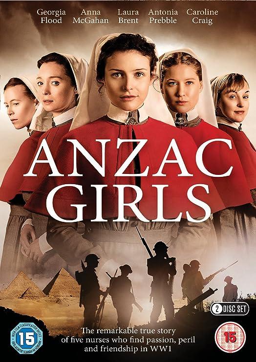 Image ANZAC Girls
