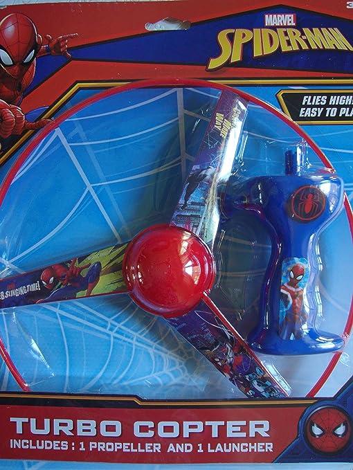 Marvel Spider-Man Turbo Copter