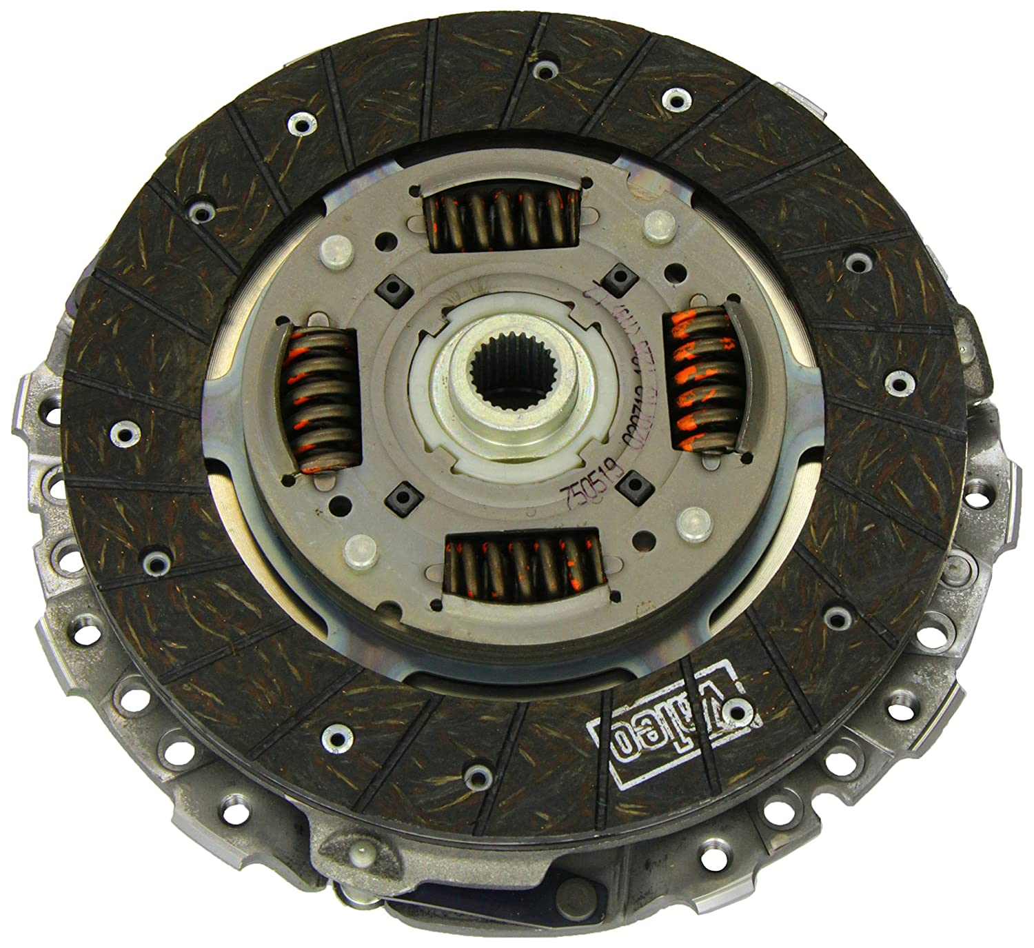 Amazon.com: 1992-1999 SEAT Cordoba Ibiza Toledo VW Vento Golf Mk3 1.9L Clutch kit VALEO: Automotive