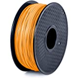 Paramount 3D PLA (PANTONE Egg Yolk Yellow 137C) 1.75mm 1kg Filament [SYRL1003137C]