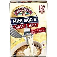 Land O Lakes Mini Moos Creamer, Half and Half Cups, 192 Count, 54 fl oz ( Pack May Vary )