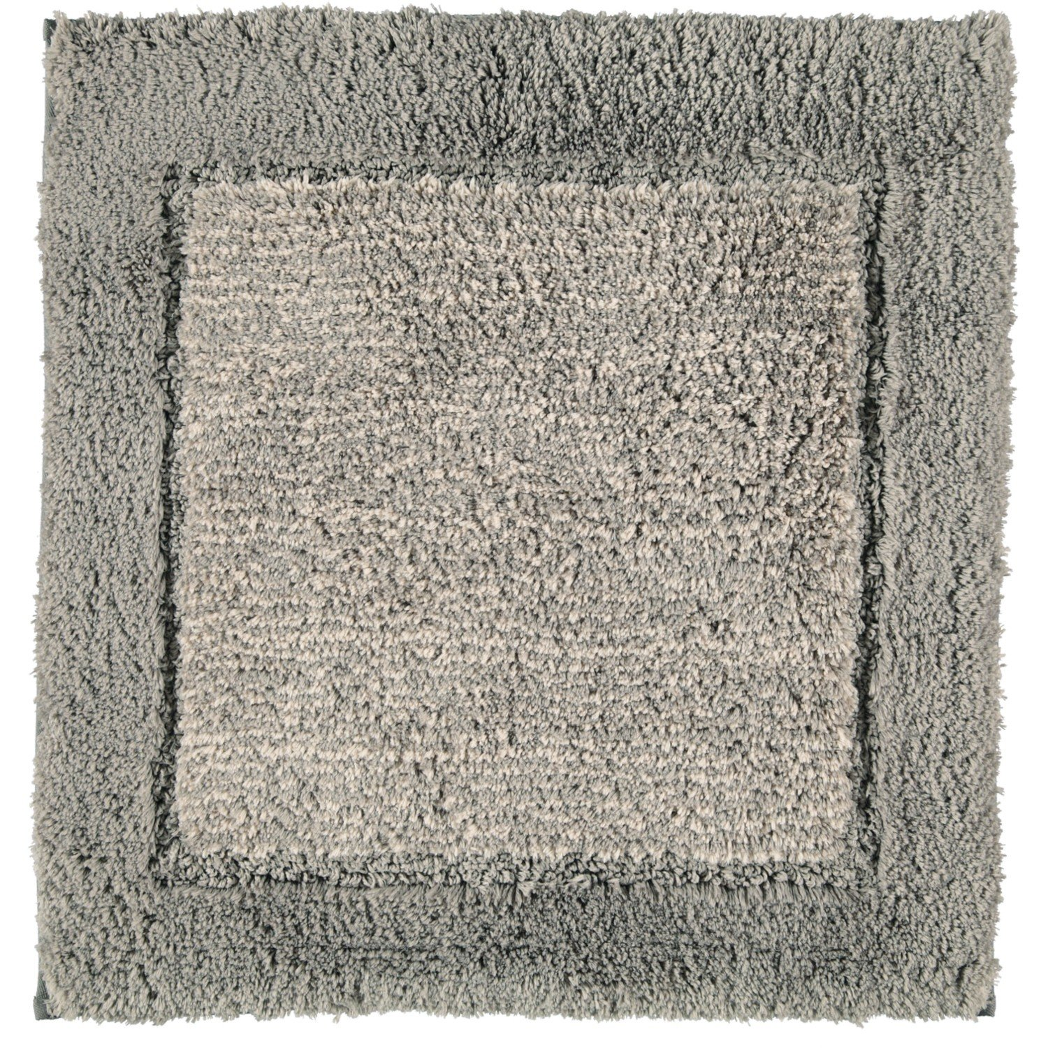 Cawö Bath Rug Available in Various Colours and Sizes (590), Graphit (70), 60x60 cm