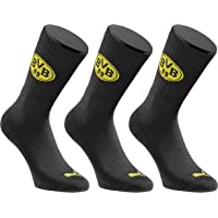 Puma Socken BVB Borussia Dortmund 3 Paar Pack