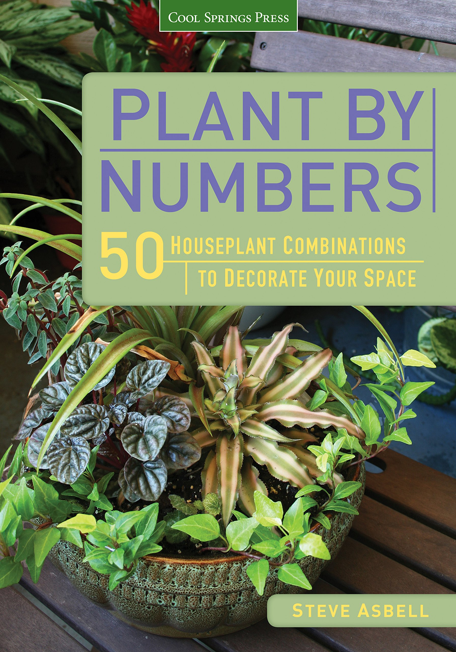 Plant by Numbers: 50 Houseplant Combinations to Decorate Your Space ...