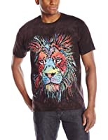The Mountain Unisexe Adulte Animalier Criniere Lion T Shirt