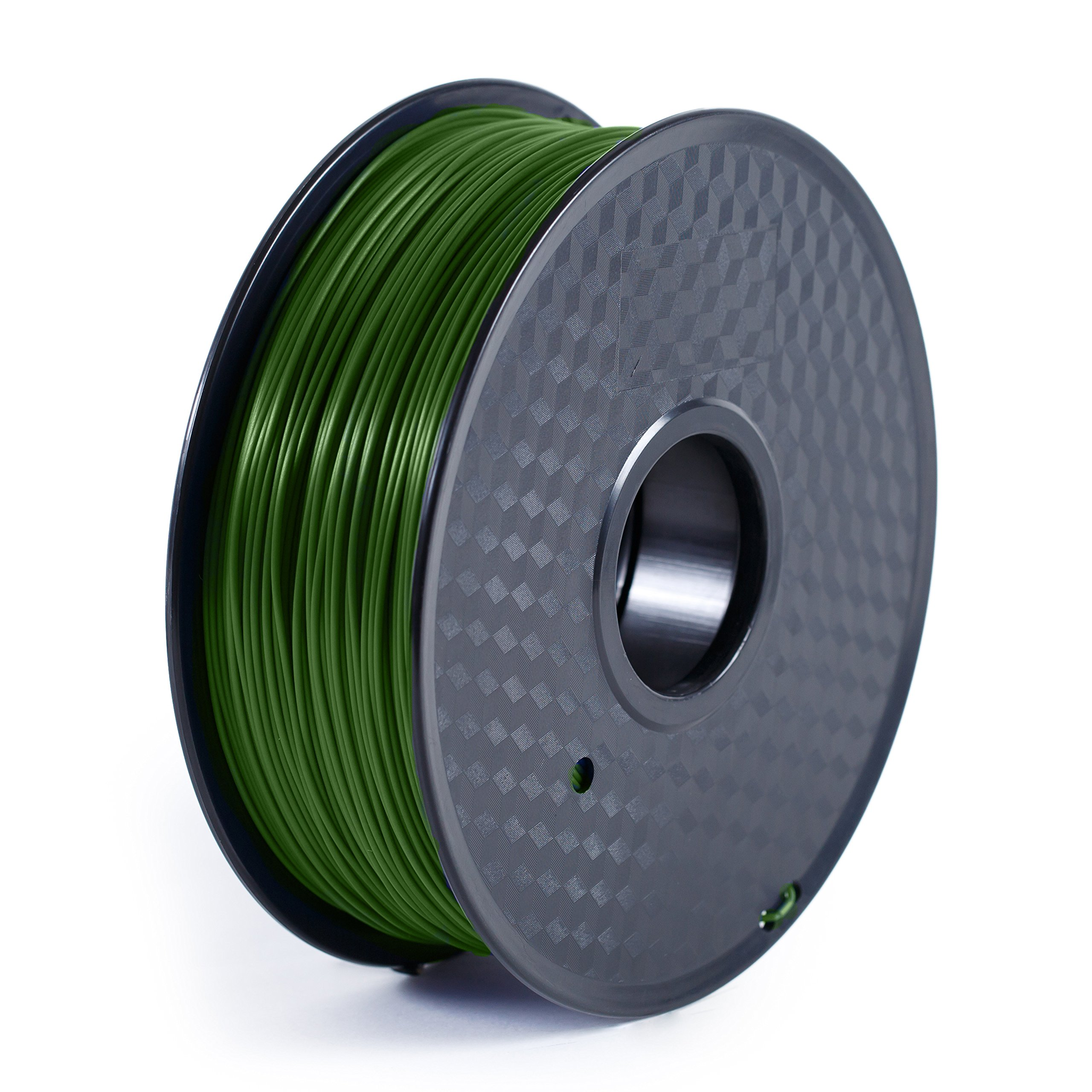 Paramount 3D PLA (PANTONE St Andrews Green 7742C) 1.75mm 1kg Filament [PGRL60107742C]