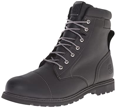 Timberland Men's Chestnut Ridge 6 Inch Insulated WP Winter Boot, Black, ...