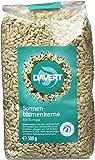 Davert Sonnenblumenkerne Europa, Bio, 4er Pack (4 x 500 g)