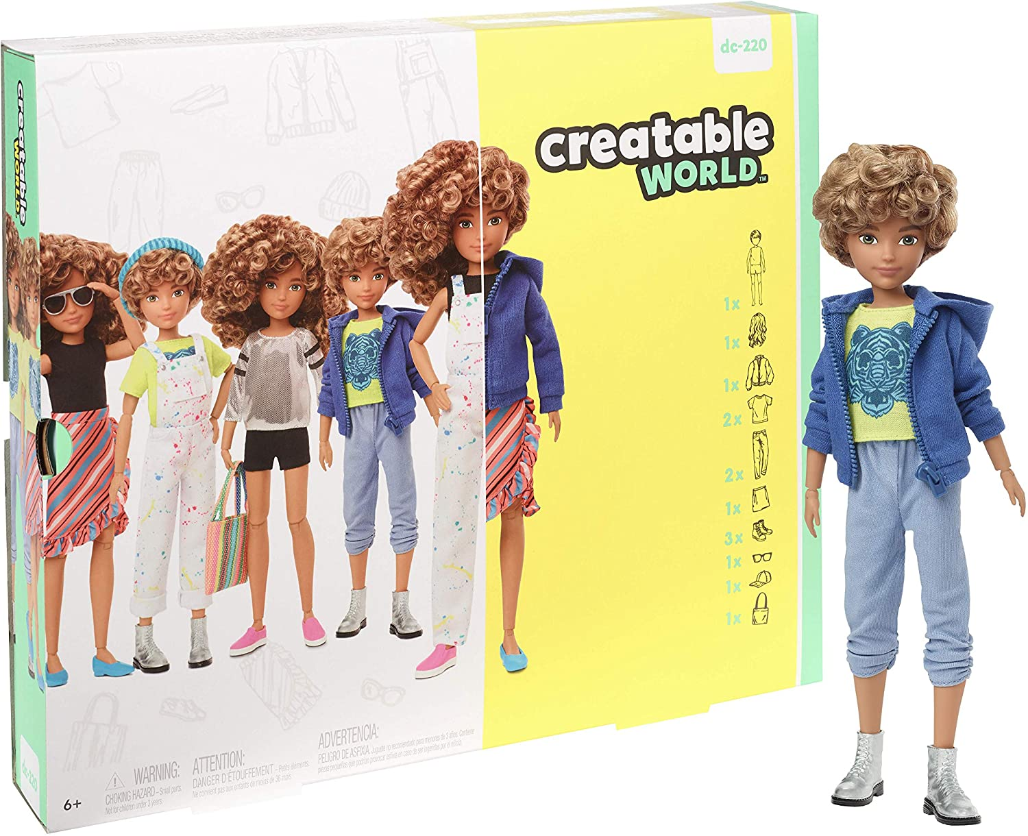 Creatable World Puppen