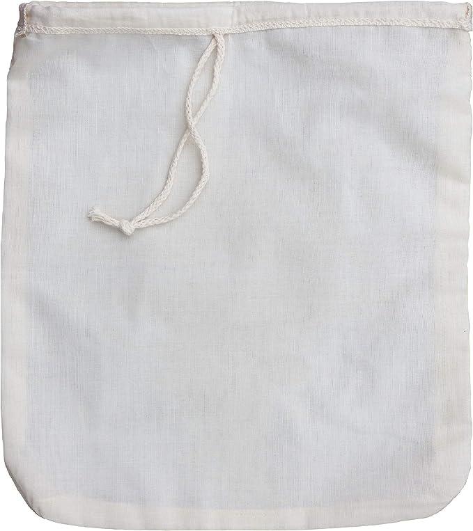 Filtro de algodón orgánico para zumos y batidos, para leche de ...