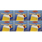 Bar-Tender's Instant Whiskey Sour Mix, 8-Count 4.7-Ounce Boxes (Pack of 12)
