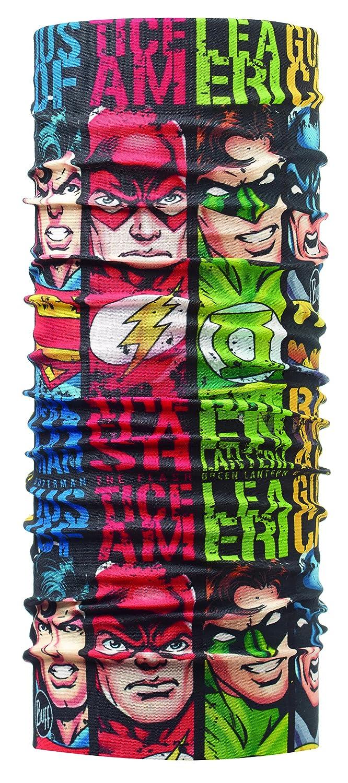 Buff Kinder Multifunktionstuch Superheroes JR Original