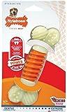 Nylabone Dental Chew Medium Bacon Flavored Pro Action Bone Dog Chew Toy