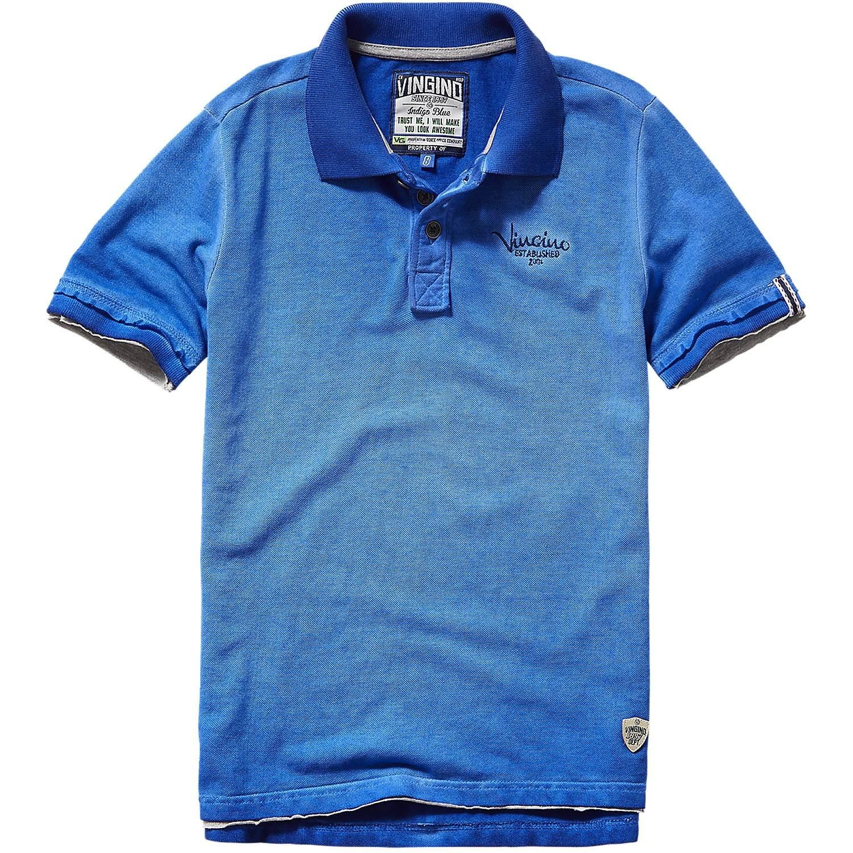 Vingino - Polo - para hombre azul 128: Amazon.es: Ropa y accesorios