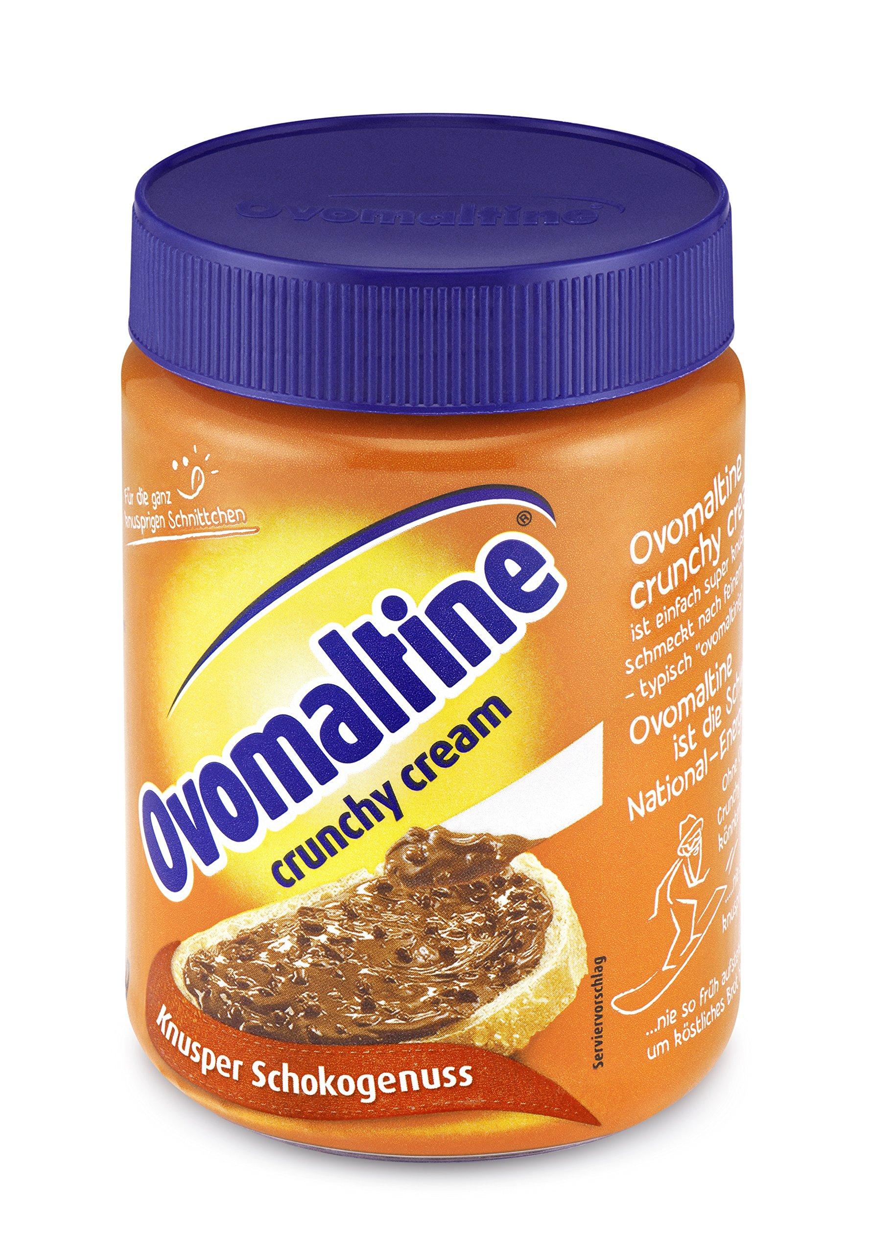 5 Ovomaltine Crunchy Cream Spread 400 Gram 3 Pcs