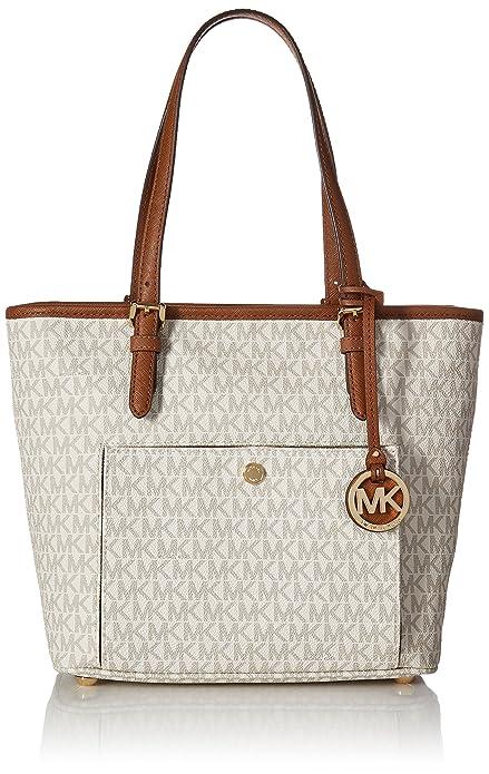 097ea51c8831 Michael Kors Shoulder Bag For Women - Off-White, 30S7GTTT7B: Amazon.in:  Shoes & Handbags