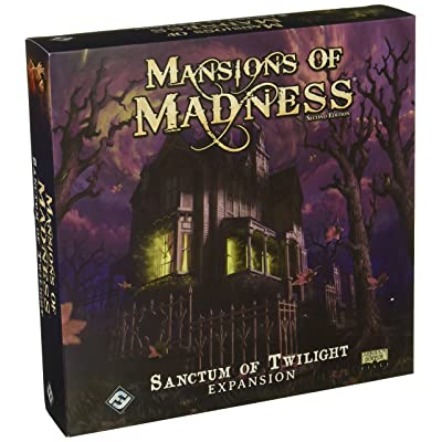 Mansions of Madness Second Edition: Sanctum of Twilight: Toys & Games