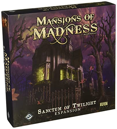 Review Mansions of Madness: Sanctum