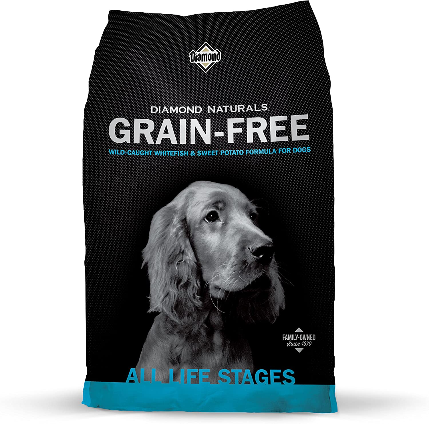 Diamond Naturals Grain Free Real Meat Recipe Premium Dry Dog Food