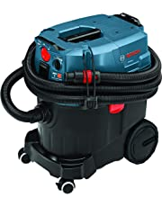 Bosch VAC090AH 9 Gallon Dust Extractor with Auto Filter Clean and HEPA Filter