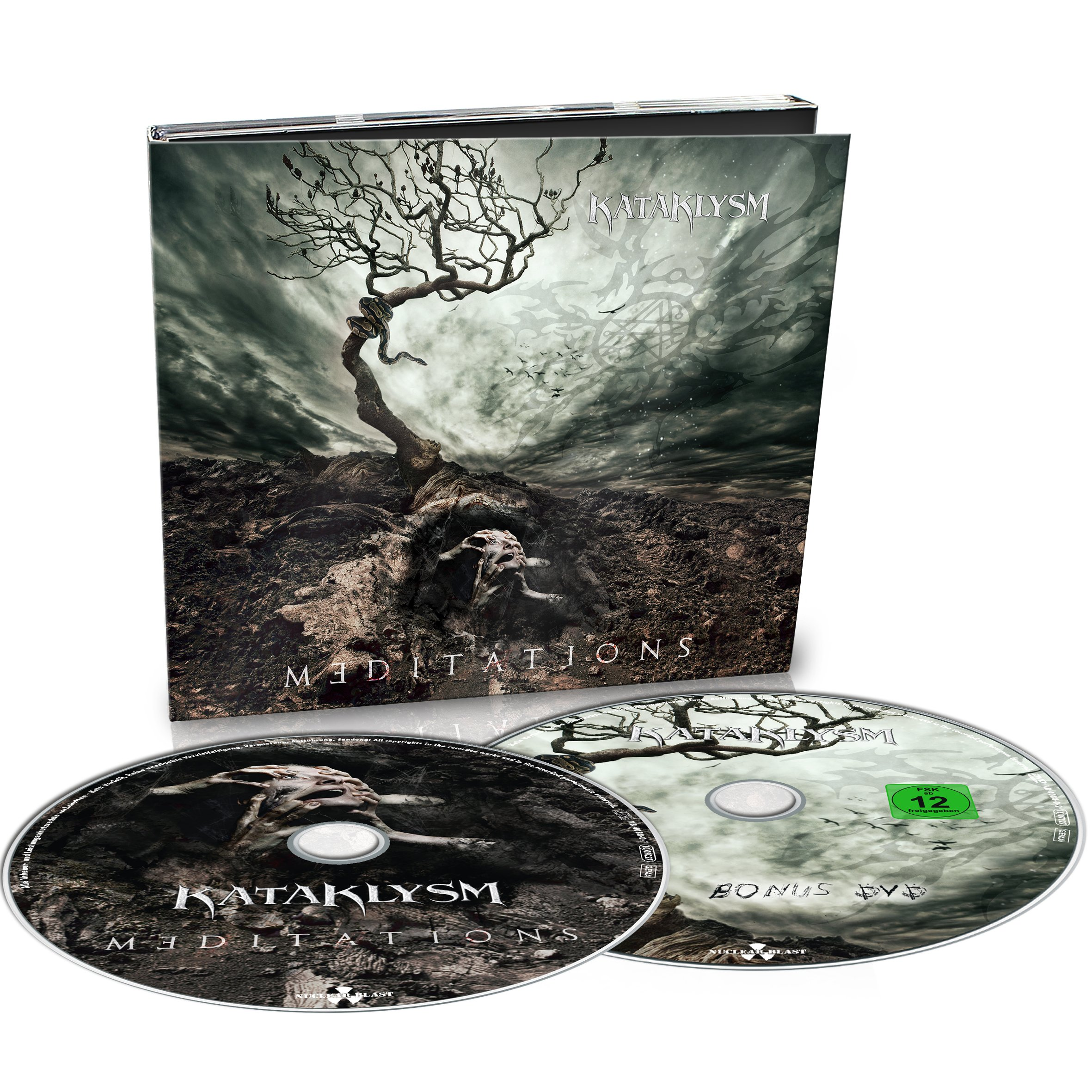 CD : Kataklysm - Meditations (With DVD, Special Edition, United Kingdom - Import, 2PC)