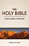 The Holy Bible: King James Version (KJV)