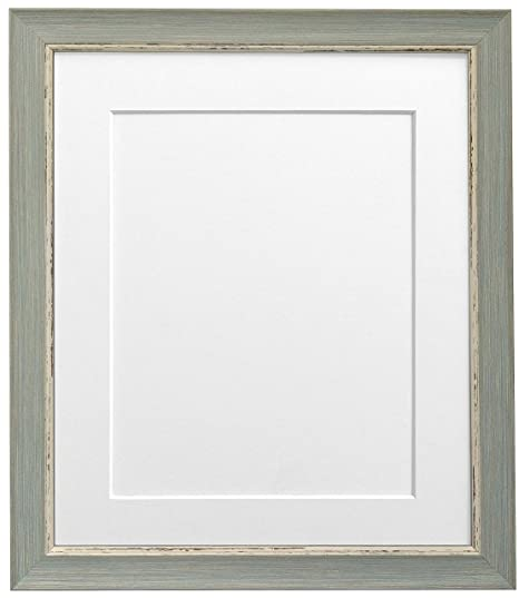 FRAMES BY POST Nordic Distressed Picture Photo Frame, Recycled ...