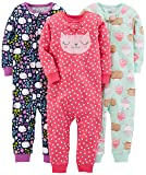 Simple Joys by Carter's Baby Girls' 3-Pack Snug Fit