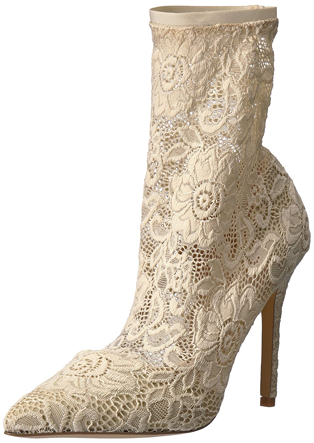 Charles by Charles David Women's Player Fashion Boot B075QGB3K1 6.5 B(M) US|Ivory