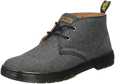 Mayport Twill Canvas Navy, Mens Boots Dr. Martens