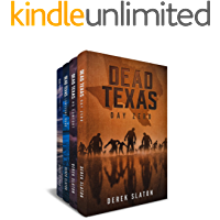 Dead Texas: Books 1-4 Box Set: Dead America: The Initial Outbreak (Dead America Box Sets Book 1) book cover