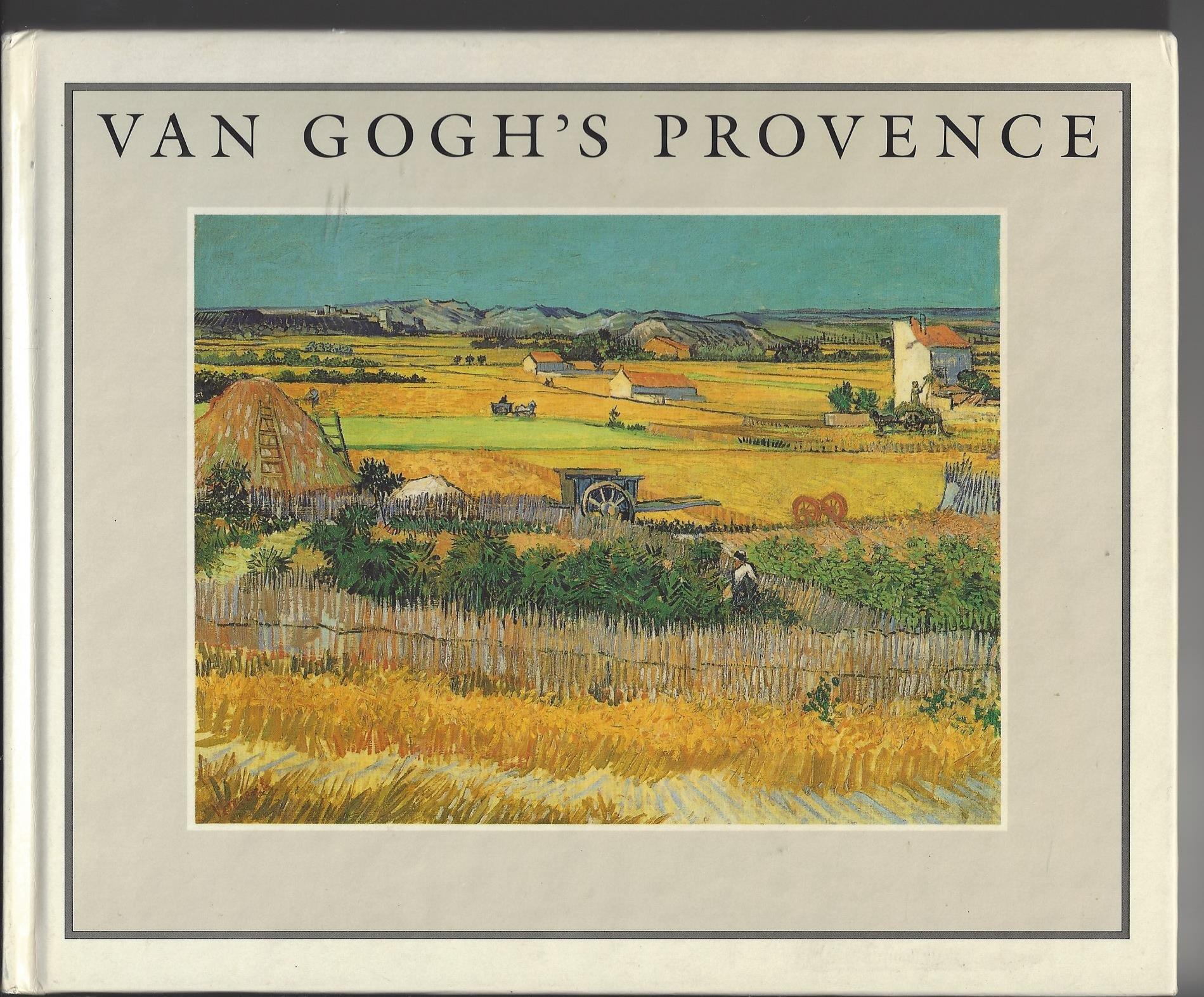 Couverture de Van gogh la provence
