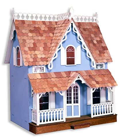 Amazon Com Greenleaf 8012g Dollhouse Kit Arthur Toys Games