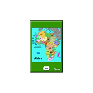 Africa Countries and Capital Cities: Amazon.es: Appstore ...