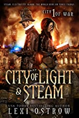 City of Light & Steam (City of War Book 1) Kindle Edition