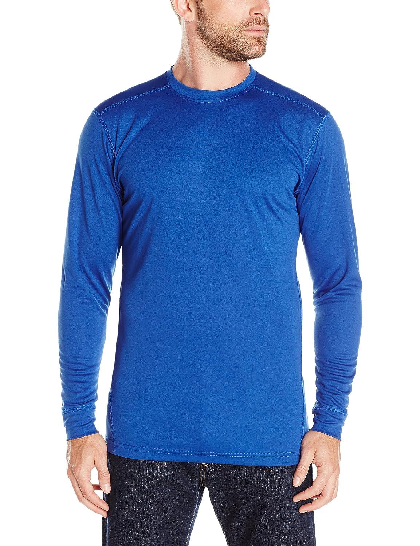 Smith's Workwear SHIRT メンズ B01GRVS674 Large|ブルー(True Blue) ブルー(True Blue) Large