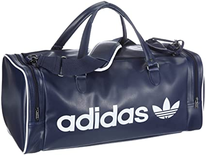 adidas Originals AC TEAMBAG V87853 Unisex Erwachsene Sporttaschen, 60x26x26 cm (B x H x T)