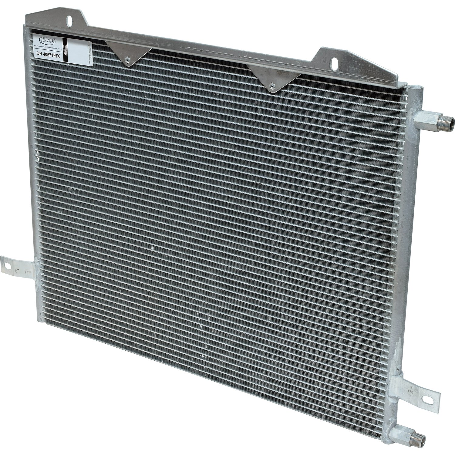 Universal Air Conditioner CN 40571PFC A/C Condenser by UAC