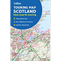 Scotland Touring Map [New Edition]