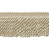 3 Inch Long Gold Bullion Fringe Trim Style# BFS3 Color: C4 81 Ft // 25 Meters DecoPro 27 Yard Package